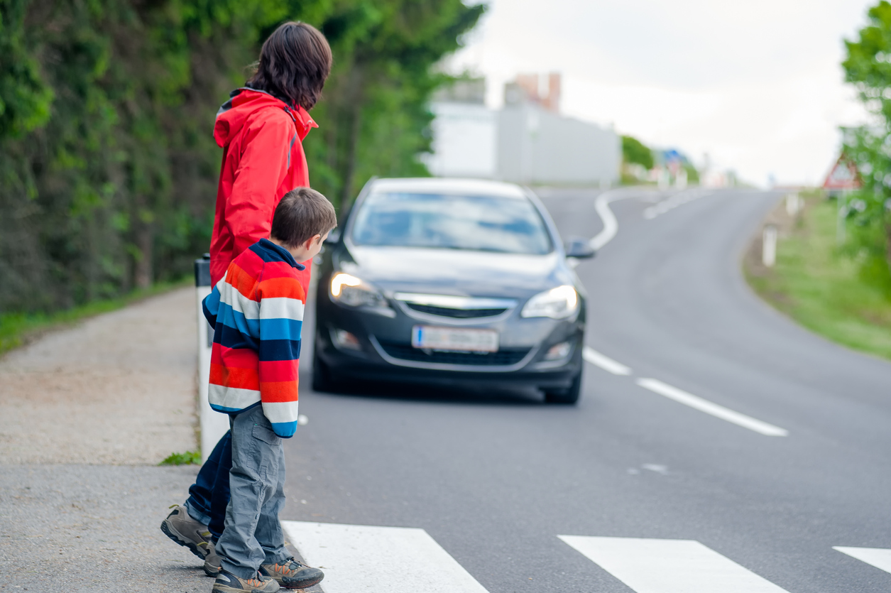 Do Curb Bumpouts Really Keep Pedestrians Safe?